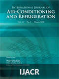 International Journal of Air-Conditioning and Refrigeration